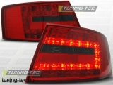 AUDI A6 C6 SEDAN 04.04-08 RED SMOKE LED  Tuning-Tec Hátsó Lámpa