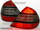 MERCEDES W211 E-KLASA 03.02-04.06 RED SMOKE LED  Tuning-Tec Hátsó Lámpa