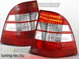 MERCEDES W163 ML M-KLASA 03.98-05 LED Red White  Tuning-Tec Hátsó Lámpa