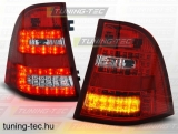 MERCEDES W163 ML M-KLASA 03.98- 05 RED WHITE LED  Tuning-Tec Hátsó Lámpa