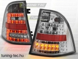 MERCEDES W163 ML M-KLASA 03.98-05 CHROME LED  Tuning-Tec Hátsó Lámpa