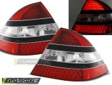 MERCEDES W220 S-KLASA 09.98-05.05 RED BLACK LED  Tuning-Tec Hátsó Lámpa