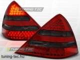 MERCEDES R170 SLK 04.96-04 RED SMOKE LED  Tuning-Tec Hátsó Lámpa