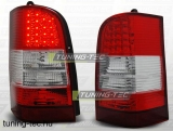 MERCEDES VITO V-KLASA W638 96-03 RED WHITE LED  Tuning-Tec Hátsó Lámpa