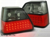 VW GOLF 2 08.83-08.91 RED SMOKE LED  Tuning-Tec Hátsó Lámpa