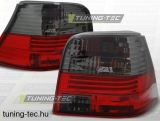 VW GOLF 4 09.97-09.03 RED SMOKE  Tuning-Tec Hátsó Lámpa