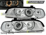 BMW E39 Angel Eyes króm 09.95-06.03  SEDAN/TOURING Tuning-Tec Fényszóró