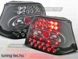VW GOLF 4 09.97-09.03 BLACK LED  Tuning-Tec Hátsó Lámpa