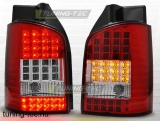 VW T5 04.03-09 RED WHITE LED  Tuning-Tec Hátsó Lámpa