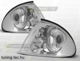 BMW E46 05.98-08.01 CHROME  SEDAN / TOURING Tuning-Tec Első irányjelző