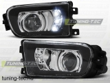 BMW E39 09.95-06.03 Z3 96-02 BLACK LED  Tuning-Tec Ködlámpa