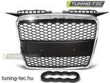 GRILL AUDI A3 RS-TYPE 06.05-03.08 CHROME  Tuning-Tec Hűtőrács