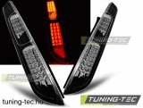 FORD FOCUS MK2 09.04-08 KOMBI BLACK LED  Tuning-Tec Hátsó Lámpa