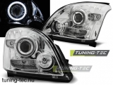 TOYOTA LAND CRUISER 120 03-09 ANGEL EYES CHROME CCFL Tuning-Tec Fényszóró