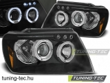 CHRYSLER JEEP GRAND CHEROKEE Angel Eyes BLACK 99-05.05  Tuning-Tec Fényszóró