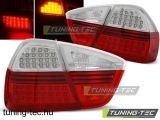 BMW E90 03.05-08.08 RED WHITE LED  Tuning-Tec Hátsó Lámpa