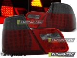 BMW E46 04.99-03.03 COUPE RED SMOKE LED Tuning-Tec Hátsó Lámpa