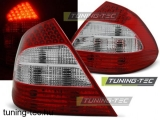 MERCEDES W211 E-KLASA 03.02-04.06 RED WHITE LED  Tuning-Tec Hátsó Lámpa