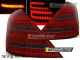 MERCEDES W221 S-KLASA 05-09 RED SMOKE LED Tuning-Tec Hátsó Lámpa