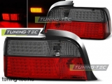 BMW E36 12.90-08.99 COUPE RED SMOKE LED  Tuning-Tec Hátsó Lámpa