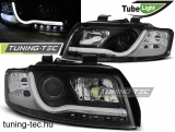 AUDI A4 10.00-10.04 LED TUNE LIGHTS BLACK Tuning-Tec Fényszóró