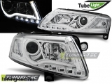 AUDI A6 C6 04.04-08 LED TUBE LIGHTS CHROME Tuning-Tec Fényszóró