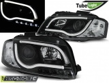 AUDI A3 8P 05.03-03.08 LED TUBE LIGHTS BLACK Tuning-Tec Fényszóró