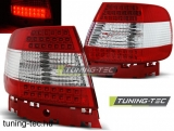 AUDI A4 11.94-09.00 RED WHITE LED Tuning-Tec Hátsó Lámpa