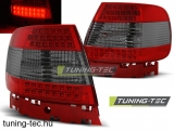 AUDI A4 11.94-09.00 RED SMOKE LED Tuning-Tec Hátsó Lámpa