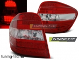 MERCEDES M-KLASA W164 05-08 RED WHITE LED Tuning-Tec Hátsó Lámpa