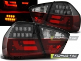 BMW E90 03.05-08.08 RED WHITE BLACK LED BAR  Tuning-Tec Hátsó Lámpa