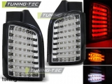 VW T5 04.03-09 / 10- CHROME BLACK LED Tuning-Tec Hátsó Lámpa