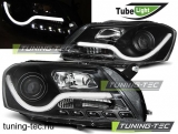 VW PASSAT B7 10.10- BLACK TUBE LIGHT Tuning-Tec Fényszóró