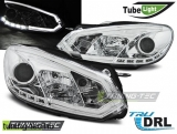 VW GOLF 6 10.08- CHROME TUBE LIGHTS Tuning-Tec Fényszóró
