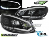 VW GOLF 6 10.08- BLACK TUBE LIGHTS Tuning-Tec Fényszóró
