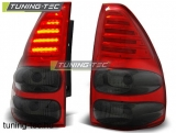 TOYOTA LAND CRUISER 120 03-09 RED SMOKE LED Tuning-Tec Hátsó Lámpa