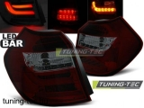 BMW E87/E81 09.07-11 RED SMOKE LED BAR Tuning-Tec Hátsó Lámpa
