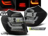 BMW E87/E81 09.07-11 BLACK LED BAR Tuning-Tec Hátsó Lámpa