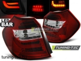 BMW E87/E81 09.07-11 RED WHITE LED BAR Tuning-Tec Hátsó Lámpa
