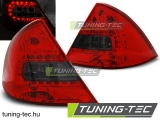 FORD MONDEO MK3 09.00-07 RED SMOKE LED