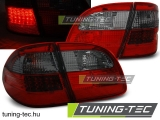 MERCEDES W211 WAGON E-KLASA 02-06 RED SMOKE LED Tuning-Tec Hátsó Lámpa