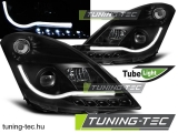SUZUKI SWIFT IV 10- TUBE LIGHT BLACK Tuning-Tec Fényszóró