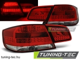 BMW E92 09.06-03.10 RED WHITE LED Tuning-Tec Hátsó Lámpa