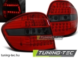 MERCEDES M-KLASA W164 05-08 RED SMOKE LED Tuning-Tec Hátsó Lámpa