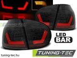 VW GOLF 5 10.03-09 BLACK LED BAR Tuning-Tec Hátsó Lámpa
