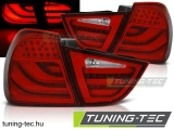BMW E90 09-11 RED LED BAR Tuning-Tec Hátsó Lámpa