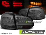 VW GOLF 6 10.08-12 SMOKE LED BAR Tuning-Tec Hátsó Lámpa