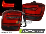 BMW F20 / F21 11- RED SMOKE LED BAR Tuning-Tec Hátsó Lámpa
