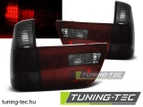 BMW X5 E53 09.99-06 RED SMOKE LED Tuning-Tec Hátsó Lámpa