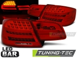 BMW E92 09.06-03.10 RED WHITE LED BAR Tuning-Tec Hátsó Lámpa